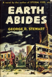 Earth Abides, by George R. Stewart (Random House, 1949)